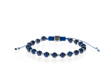 Brățară unisex Pardo din Argint & Lapis Lazuli